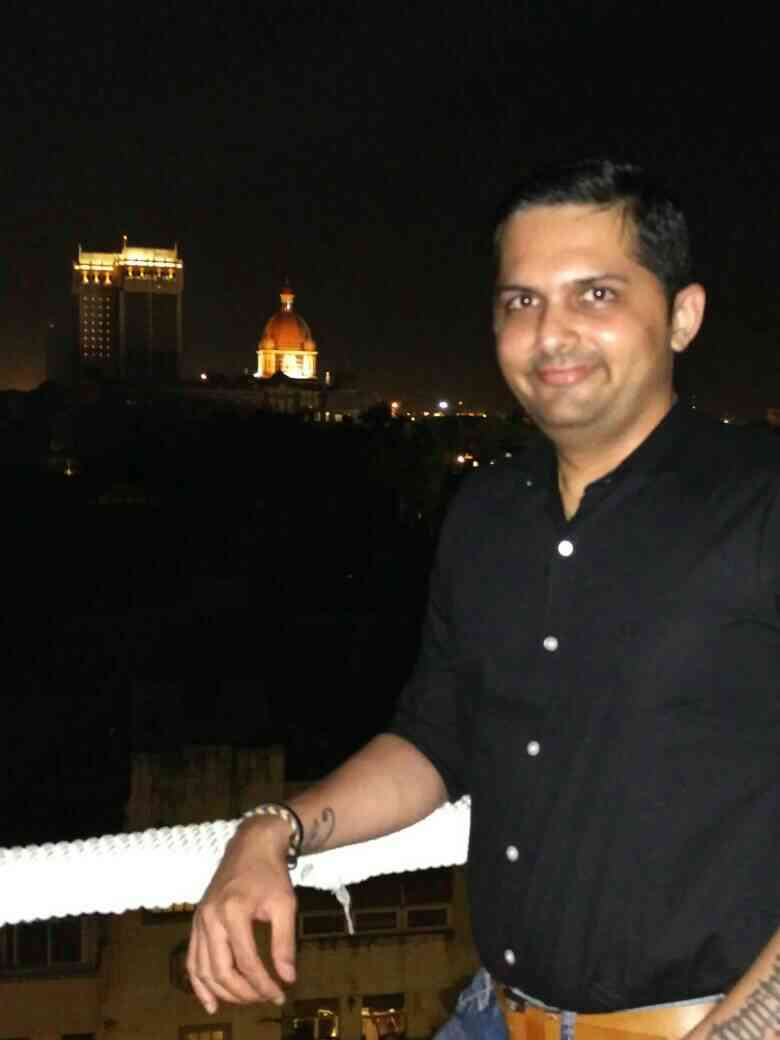 avatar of Ankit Gandhi